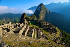 There is something so serene and magical about being here. I consider this one of the most breathtaking places I've been...  -  Machu Picchu, Peru taken by HarvGreenberg.com