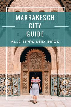 Marrakech Tips, Excursions & Attractions {Morocco} - Wanderlust - Urlaub Travel To Do, Places To Travel, Morocco Travel, Africa Travel, Africa Destinations, Travel Destinations, Best Vacations, Vacation Trips, Vacation Ideas