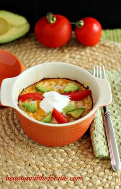 grain freel nacho pot pie - good low carb & paleo recipes on this blog