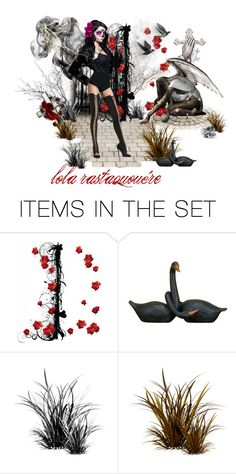 """""""divers"""" by lola-rastaquouere ❤ liked on Polyvore featuring art"""
