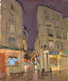 Building block. Paris(price request) - Bato Dugarzhapov