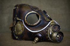 steampunk mask by vofffka.deviantart.com on @deviantART