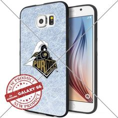 NEW Purdue Boilermakers Logo NCAA #1471 Samsung Galaxy S6 Black Case Smartphone Case Cover Collector TPU Rubber original by WADE CASE [Ice] WADE CASE http://www.amazon.com/dp/B017KVN2EM/ref=cm_sw_r_pi_dp_fXjywb013PYQB