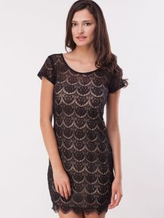 ac4981218 FabAlley Lace Pencil Dress purchase fromo koovs.com Party Dresses Online,  Shopping Sites,