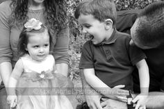 Adorable sibling love - April Marie Photography