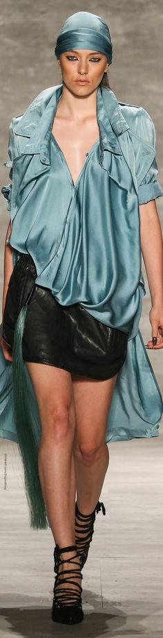 Spring 2015 Ready-to-Wear Nicholas K