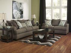 Corley Seagrass Sofa