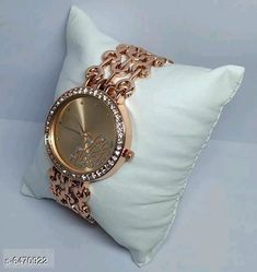 Watches Stylish Women's Watch Strap Material: Stainless Steel Display Type: Analogue Size: Free Size Multipack: 1 Country of Origin: India Sizes Available: Free Size   Catalog Rating: ★4.1 (473)  Catalog Name: Free Mask Stylish Women's Watch CatalogID_1029899 C72-SC1087 Code: 352-6470922-735