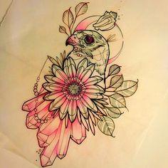 Tattoo Masters Done byKatie Shocrylas. @kshocs via Tumblr