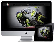 Desenvolvimento site da AGV Brasil.