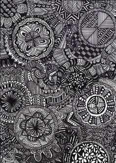 {Pattern} Boredom makes creative