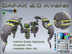 [CYRC] DAFAK 2.0 Robot Avatar