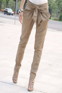women fashion - Leggings/Trousers - Pants - HH-117000#Pants-Khaki - Buy Fashion wholesale Dresses, Shoes, Accessories, Fashion Wholesale from China - |Asia Asian Fashion Wholesale