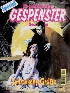 Gespenster Geschichten Spezial #99 - Schreckens-Grufte