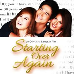 Starting Over Again 2014  #Films, #Online, #Philippines