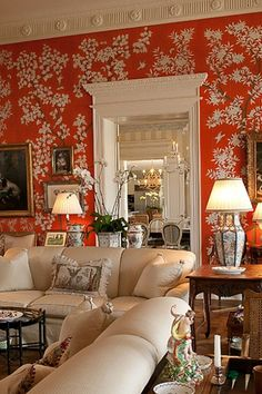red papered room, uncredited