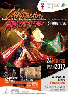 Uno spettacolo imperdibile: danze gypsy e musica dal vivo con Las Salamantras