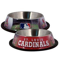 St. Louis CARDINALS  MLB 32 oz. Water Bowl