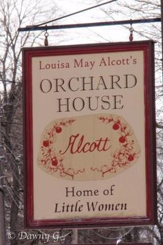 A trip to Orchard House blends a feeling of visiting old friends with a trip in time.