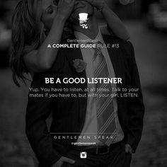 chivalry quotes That goes for us gals, too. Listen, not just hear yourself talk & talk! That goes for us gals, too. Listen, not just hear yourself talk & talk! Gentleman Rules, True Gentleman, Gentleman Style, Great Quotes, Love Quotes, Quotes Quotes, Badass Quotes, Couple Quotes, Lyric Quotes