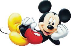 Descargar Imágenes Gratis: Mickey Mouse PNG sin fondo