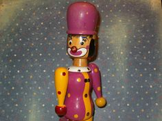 SILLY OLD CLOWN.........................Gratitude Treasury by Pat Peters on Etsy