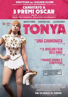 "SCRIVOQUANDOVOGLIO: ESCE AL CINEMA ""TONYA"" (29/03/2018)"