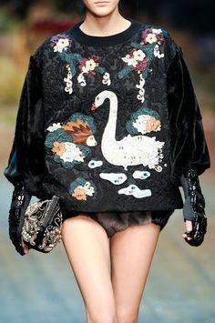 Fashion Week Herbst/Winter 2014/15 – Texture vs Print – ELLE