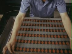 """Here's a gift for your Friday, all thanks to the internet—this film made for Douglas Cockerell & Son marbled papers, a company founded on marbling paper for bookbinding. The backstory of Cockerell Marbling is actually quite fascinating: Started by Douglas Cockerell, the hand marbling company was founded """"to restore ancient"""