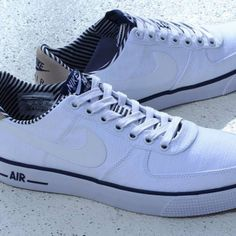 """Nike Air Force 1 AC PRM QS """"Navy Pack"""" RESTOCK AND SALE"""