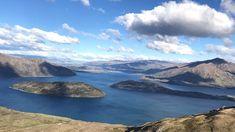 Time flies when you're having fun in the mountains around Lake Wanaka, New Zealand #lakewanakanz #NZ_lakes