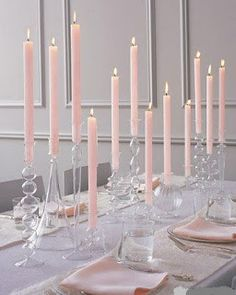 simple candle holders, i even want them more simplified