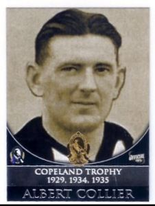 My Granddad went to school with him at Victoria Park State School. Pop said Jack Dyer was scared to death of him Football Cards, Baseball Cards, Collingwood Football Club, Australian Football, State School, Legends, Death, Action