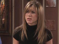 Jennifer Aniston's long layered hair