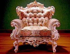 Victorian Chair- Want!
