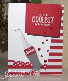 Splitcoaststampers FOOGallery - Soda Pop Birthday Outside