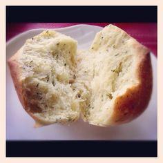 "A home-baked tensy bread, served at rural cafe ""nagomi"", Tamba, Japan 2012/04/13"