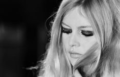 "Brigitte Bardot in the ""Harley Davidson"" music video, 1967"