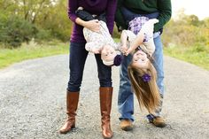 what to wear for fall family pictures - cute brown boots, jeans, dark purple, forest green and pattern for the kids Family Picture Poses, Fall Family Pictures, Family Picture Outfits, Fall Photos, Picture Ideas, Photo Ideas, Fall Pics, Woods Photography, Autumn Photography