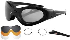 Shop Bobster Spektrax Convertible GogglesSunglasses With Optical Insert Black online at lowest price in india and purchase various collections of Accessory Kits in Bobster Eyewear brand at grabmore.in the best online shopping store in india