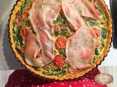 Baking moments: Bezlepkový špenátový quiche s proscuittomRecept na...