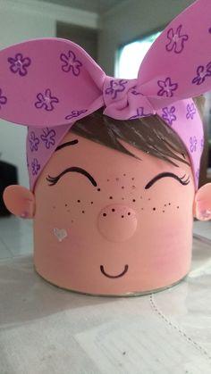 Foam Crafts, Diy Crafts, Felt Crafts Patterns, Aluminum Cans, Art N Craft, Bottles And Jars, Bottle Crafts, Origami, Crafts For Kids