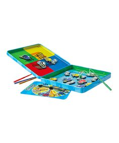Look at this #zulilyfind! Go Play Go Fishing Travel Game Set by Toysmith…