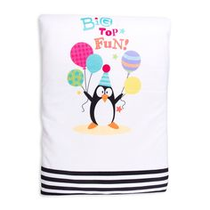 Soft and comfortable velboa baby blanket with party penguin printed Made in Turkey Organic Baby, Baby Blankets, Baby Accessories, Penguins, Snoopy, Printed, Party, Fun, Baby Afghans
