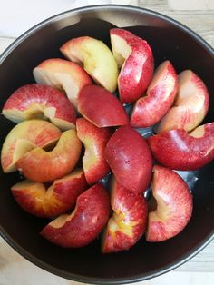 Apple Pie, Cooking Recipes, Peach, Sweets, Cakes, Cream, Fruit, Food, Food And Drinks