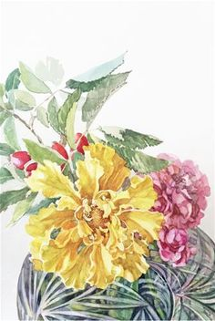 Fine Art Auctions, Dry Brushing, Marigold, Fine Art Gallery, Art For Sale, Buy Art, Harvest, Original Paintings, Pure Products