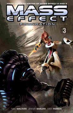 Mass Effect 3: Foundation