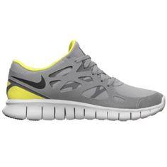 reputable site 4a216 45789 Amazon.com  Nike Lady Free Run+ 2 Shield Running Shoes Nike Free Run 2