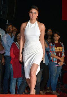 Kareena Kapoor at Bajrangi Bhaijaan trailer launch. #Bollywood #Fashion #Style #Beauty #BajrangiBhaijaan #Sexy #Hot