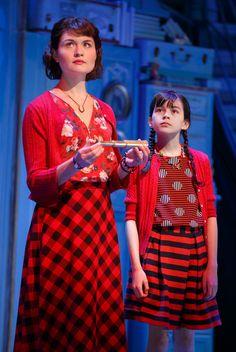 Photo of Phillipa Soo as Amelie in Amelie.